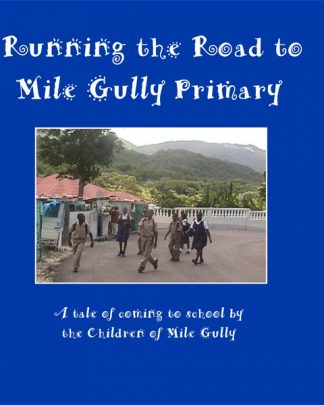 Running the Road to Mile Gully Primary