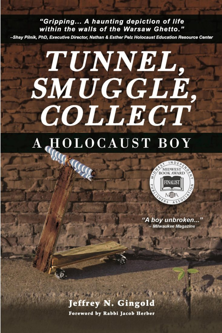 Gingold, survivor of the Shoah by tunnel, dies at 84