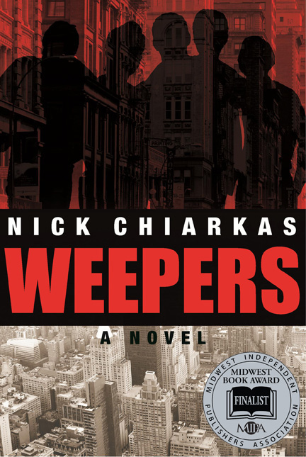 """""""Weepers"""" Wins the John E Weaver Excellent Read Award"""
