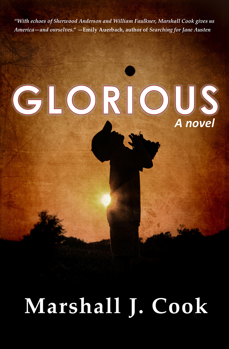 """Glorious"" Book Launch August 1st"