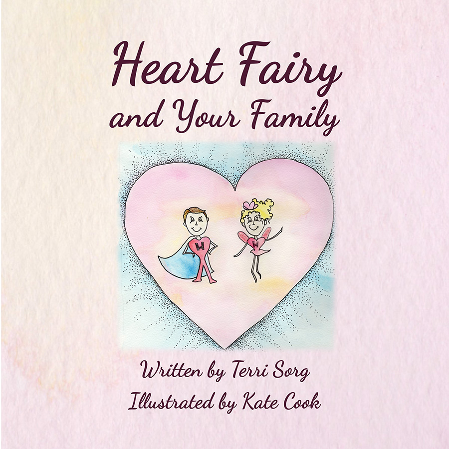 heart fairy and family