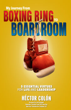 From Boxing Ring to Boardroom